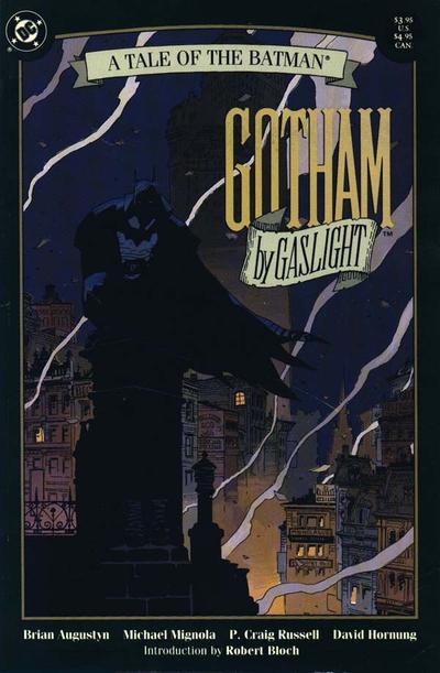Gothambygaslight