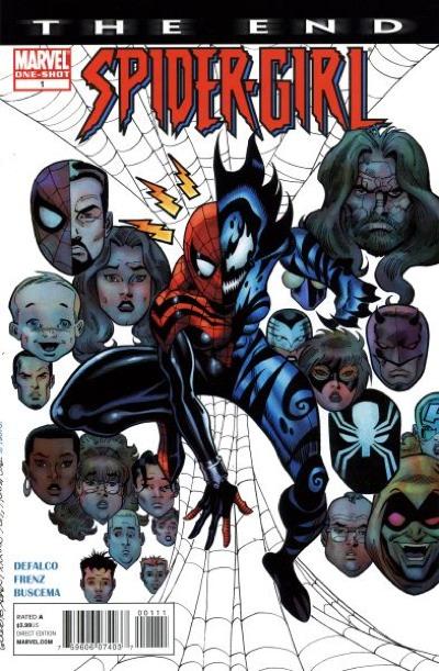 Spidergirltheend