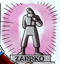 Presidentzarrko