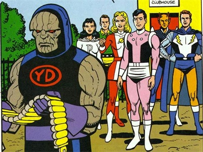 Youngdarkseid